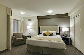 Suite Premium à 1 Chambre à Coucher Lit King Size
